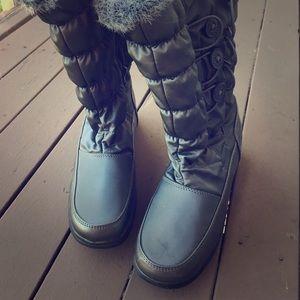 Aqua stop kid boots